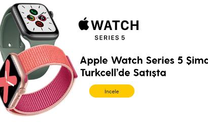 Turkcell Apple Watch Series 5 Fiyatları