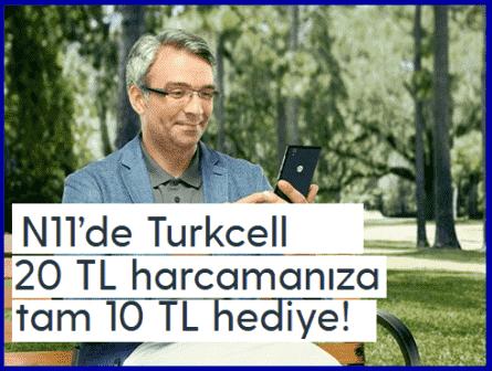 Turkcell Faturalı Hat N11 Ödeme Nasıl Yapılır?