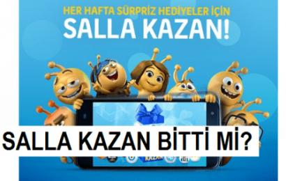Turkcell Salla Kazan Bitti Mi?