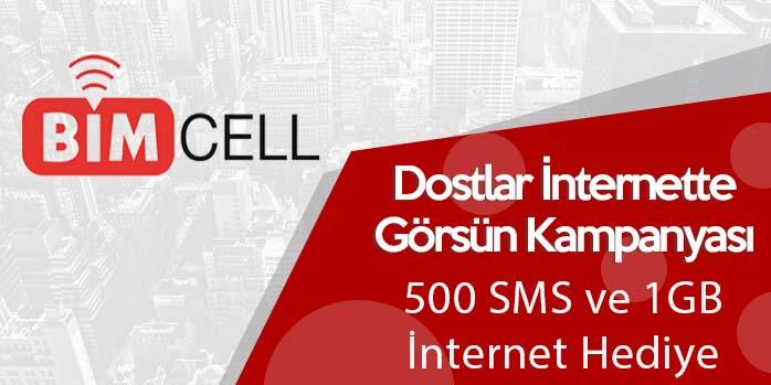 Bimcell 2020 Yılbaşına Özel Bedava İnternet Fırsatı