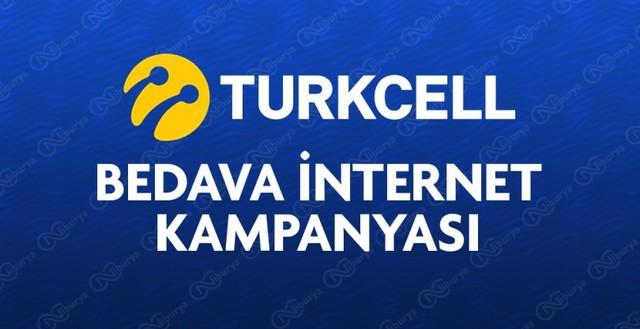 Turkcell Bedava İnternet Kampanyaları (2020)