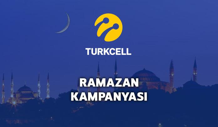 Turkcell 2020 Ramazan Hediye İnternet Kampanyaları