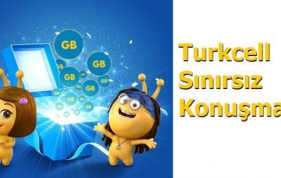 Turkcell Bedava Sınırsız Konuşma Paketi