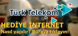 turk-telekom-bedava-internet-nasil-yapilir