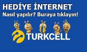turkcell-bedava-internet-nasil-yapilir