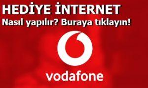 vodafone-bedava-internet-nasil-yapilir